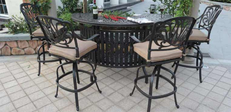 garden leisure patio furniture collections naples