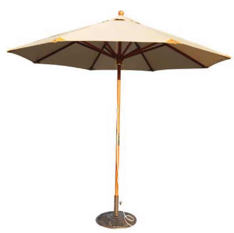 Garden Leisure U-9C or U-11C Umbrella