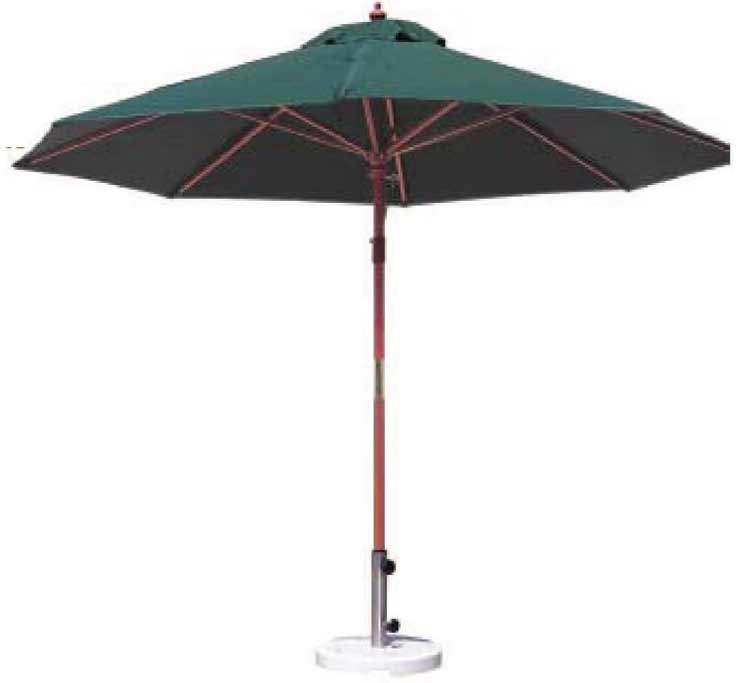 Garden Leisure U-9A Umbrella