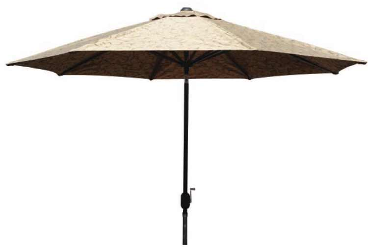 Garden Leisure UMB-705-9 or UMB-705-10 Umbrella